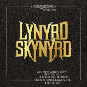 Lynyrd Skynyrd: Live In Atlantic City, CD