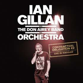 Ian Gillan: Contractual Obligation # 2: Live In Warsaw, 2 CDs