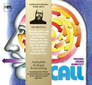 Michael Naura (1934-2017): Call, CD