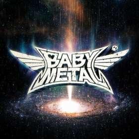 Babymetal: Metal Galaxy, CD