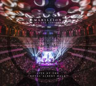 Marillion: All One Tonight (Live At The Royal Albert Hall), 2 CDs