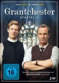 Grantchester Staffel 1, DVD