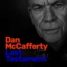 Dan McCafferty: Last Testament, CD