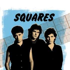 Squares: Squares, CD