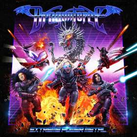 DragonForce: Extreme Power Metal, CD