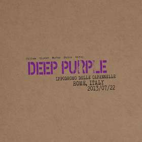 Deep Purple: Live In Rome 2013 (Limited Edition), CD