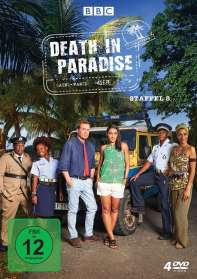 Will Fisher: Death in Paradise Staffel 8, DVD