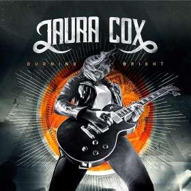 Laura Cox: Burning Bright, CD