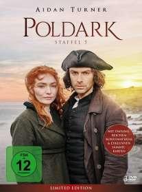 Poldark Staffel 5, DVD