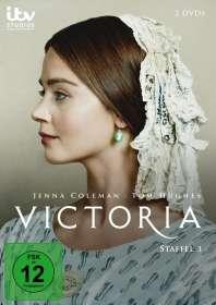 Geoffrey Sax: Victoria Staffel 3, DVD