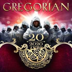 Gregorian: 20/2020, CD