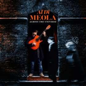 Al Di Meola (geb. 1954): Across The Universe (180g), LP