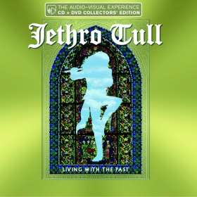 Jethro Tull: Living With The Past (CD+DVD Reissue), CD