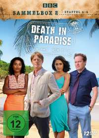 Death in Paradise Staffel 4-6 (Sammelbox 2), DVD