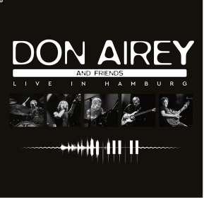 Don Airey: Live In Hamburg, CD