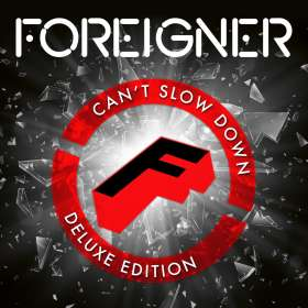 Foreigner: Can't Slow Down (Deluxe Edition), CD
