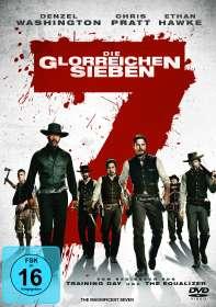 Die glorreichen Sieben (2016), DVD