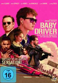 Baby Driver, DVD