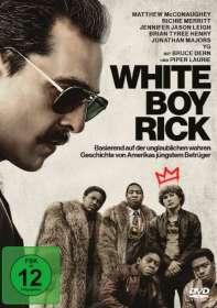 Yann Demange: White Boy Rick, DVD