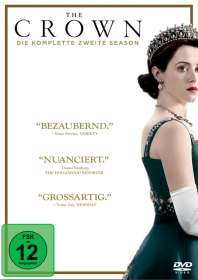 The Crown Season 2, DVD