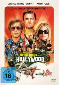 Quentin Tarantino: Once upon a time in... Hollywood, DVD