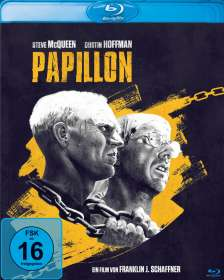 Papillon (1973) (Blu-ray), Blu-ray Disc