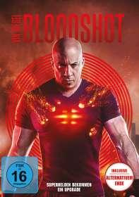 Dave Wilson: Bloodshot (2020), DVD