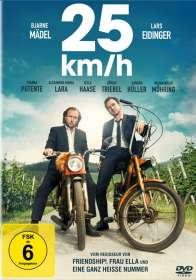 Markus Goller: 25 km/h, DVD