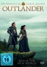Outlander Staffel 4, DVD