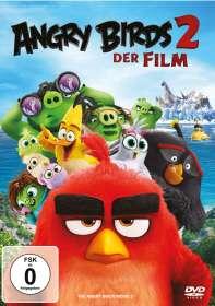 Thurop Van Orman: Angry Birds 2 - Der Film, DVD