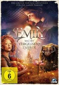 Marcus Ovnell: Emily und der vergessene Zauber, DVD