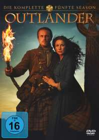 Outlander Staffel 5, DVD