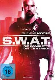 S.W.A.T. Staffel 3, DVD