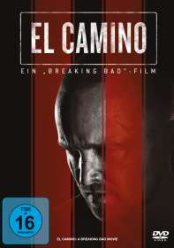 Vince Gilligan: El Camino - Ein 'Breaking Bad' Film, DVD