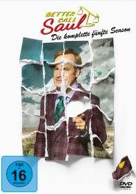 Better Call Saul Staffel 5, DVD
