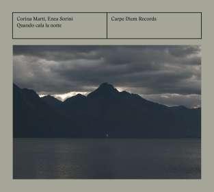 Quando cala la notte - Lieder und Instrumentalstücke aus dem Italien des frühen 16. Jahrhunderts, CD