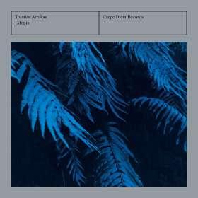 Thimios Atzakas (geb. 1971): Utopia - Musik für Oud & Ensemble, CD