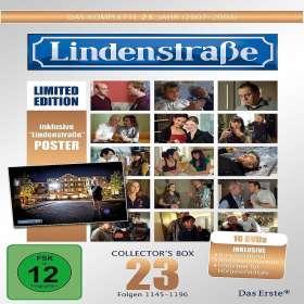 Lindenstraße Staffel 23 (Limited Edition mit Poster), DVD