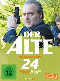 Der Alte Collectors Box 24, DVD
