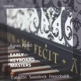 Agnes Ratko - Early Keyboard Masters, CD