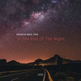 Oddgeir Berg: In The End Of The Night, CD