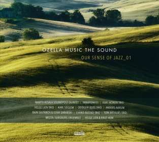 Ozella Music The Sound: Our Sense Of Jazz_01, CD