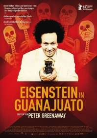 Peter Greenaway: Eisenstein in Guanajuato, DVD