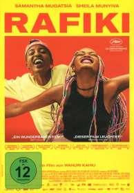 Wanuri Kahiu: Rafiki (OmU), DVD
