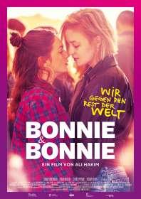 Ali Hakim: Bonnie & Bonnie, DVD