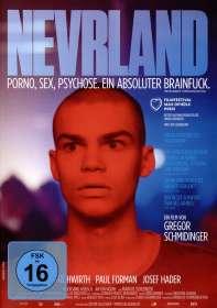Gregor Schmidinger: NEVRLAND, DVD
