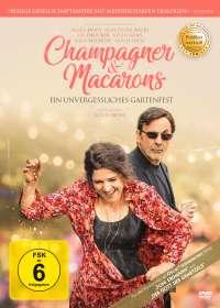 Champagner & Macarons - Ein unvergessliches Gartenfest, DVD