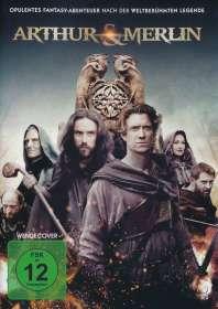 Arthur & Merlin, DVD