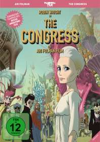 The Congress, DVD