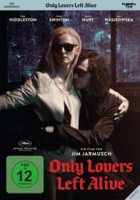 Only Lovers Left Alive, DVD